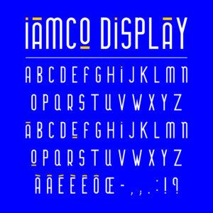 police iamco display